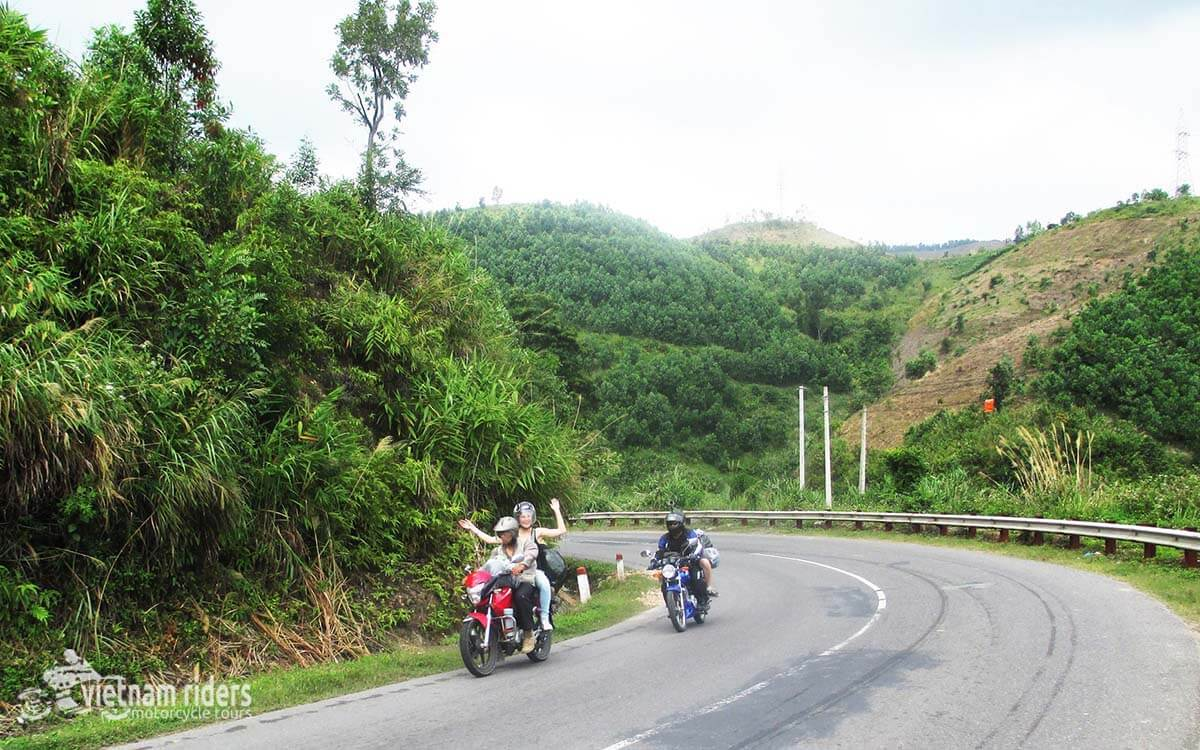 DAY 6: LAK TO DALAT (165 KM - 5 HOURS RIDING)
