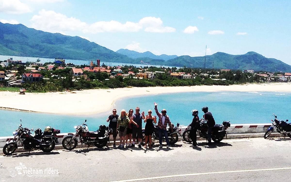 DAY 10: HUE - HAI VAN PASS - HOI AN (175 KM - 5 HOURS RIDING)