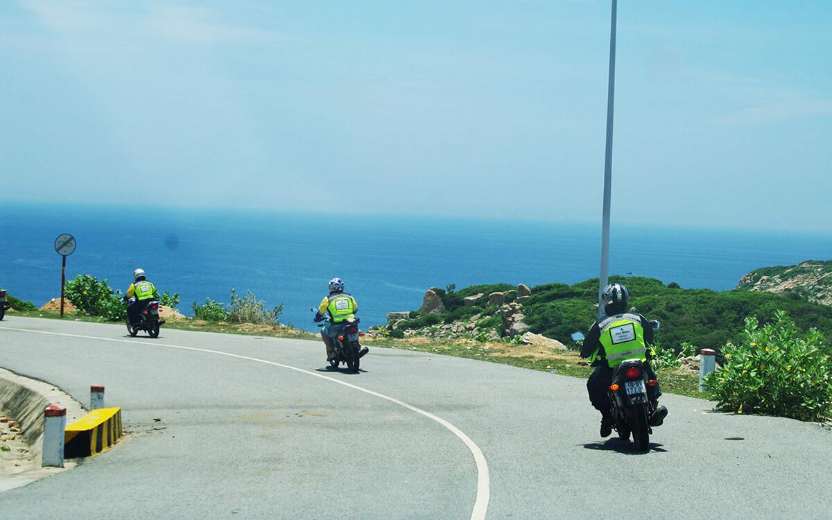 DAY 1: SAIGON TO LONG HAI BEACH (140 KM – 6 HOURS RIDING)