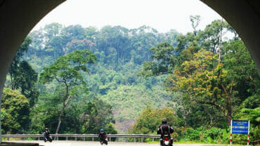 Motorbiking the magnificent Ho Chi Minh Trail