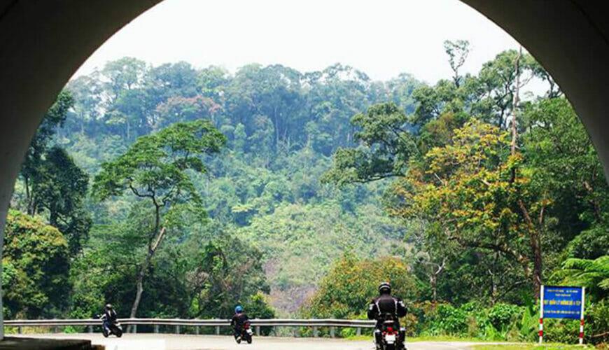 Motorbiking the magnificent Ho Chi Minh Trail