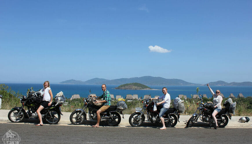 Motorbike Tours in Vietnam