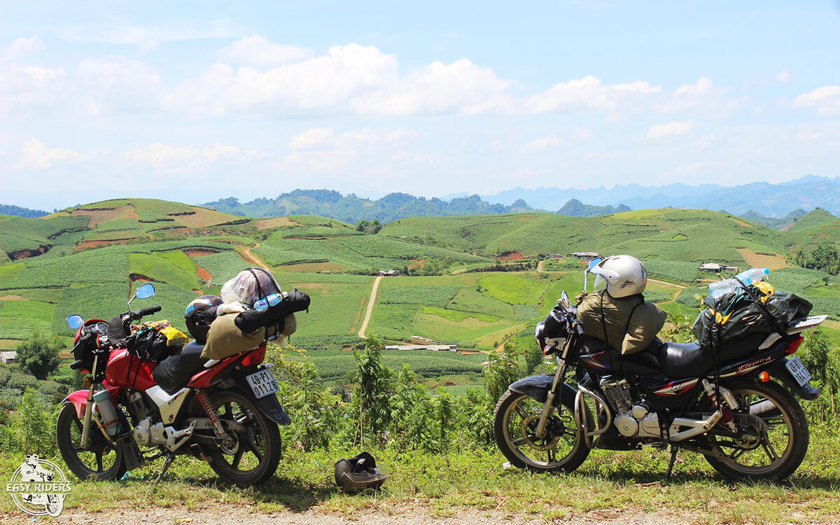 DAY 2: P'RAO TO HUE (185 KM – 6 HOURS RIDING)